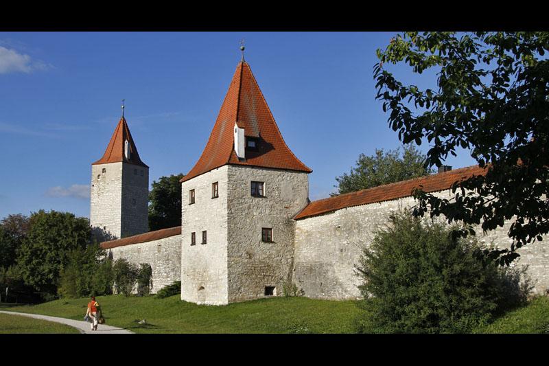 Stadtmauer Berching