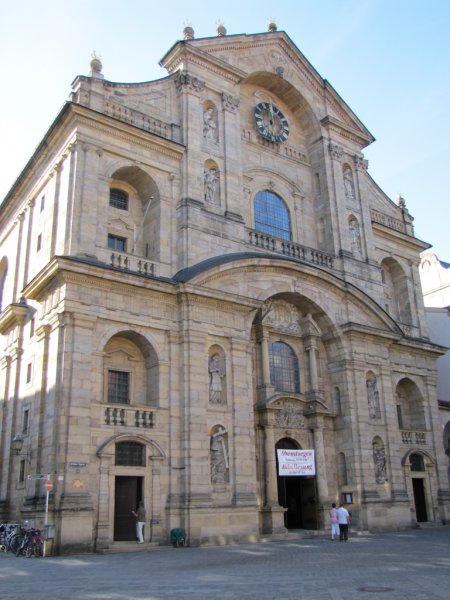 Kirche in Bamberg