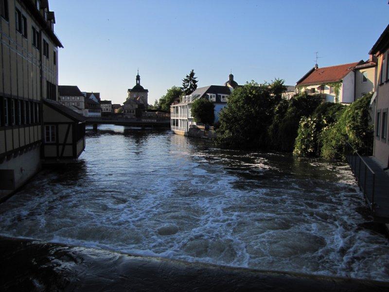 Einer der schönen Blicke in Bamberg