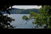 Blick auf den Laacher See