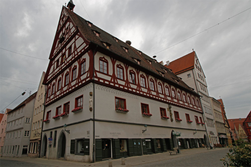Brot und Tanzhaus