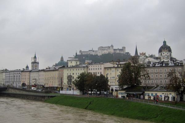 Regnerisches Salzburg