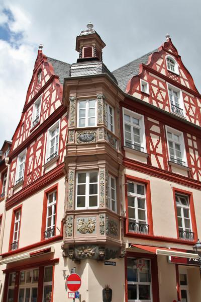 Koblenz - vier Türme